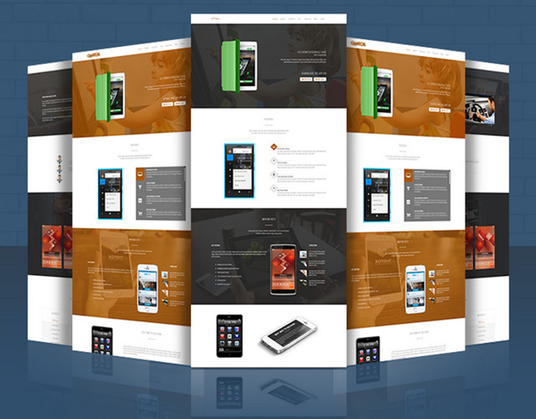 I will Create Awesome Mobile App UI And Website UI Design  For Your Web or App