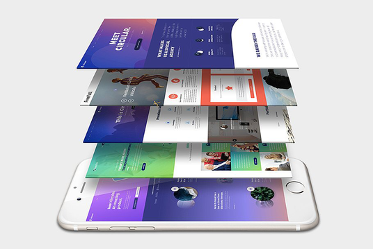 Create Awesome Mobile App UI And Website UI Design  For Your Web or App