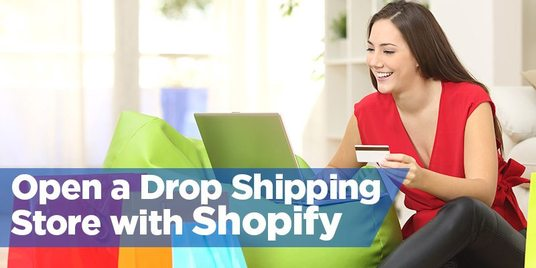 I will create complete shopify dropshipping store