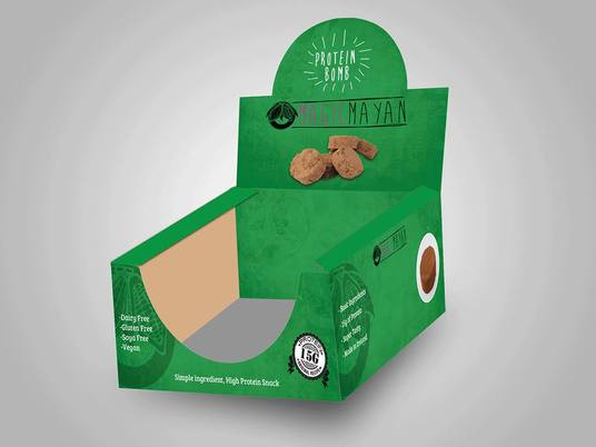 I will create product packaging design