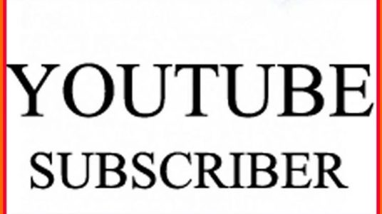 I will give you 300+ Real Youtube Subscribers Safe & NON DROP