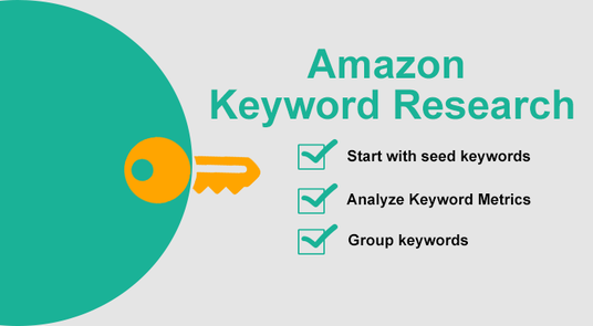 do depth amazon SEO keyword research to increase sales