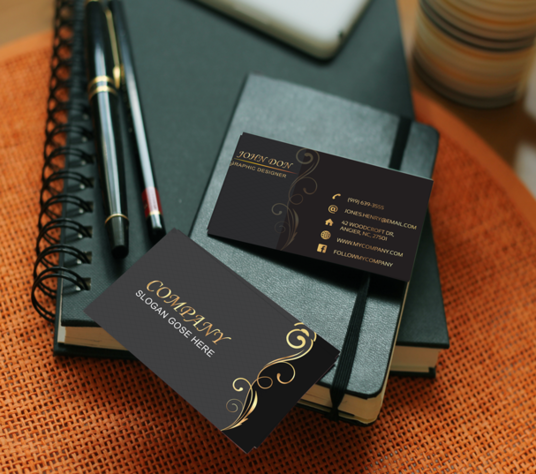I will create Amazing  Two sided Business  Card