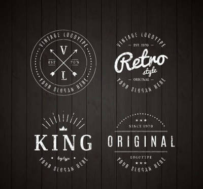 Design Professional Vintage Badge Logo