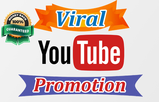 I will promote your youtube video