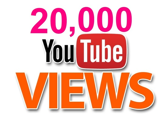 I will Provide you 20,000 Youtube Views