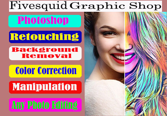 I will do any photo editing job in less than 24 hr