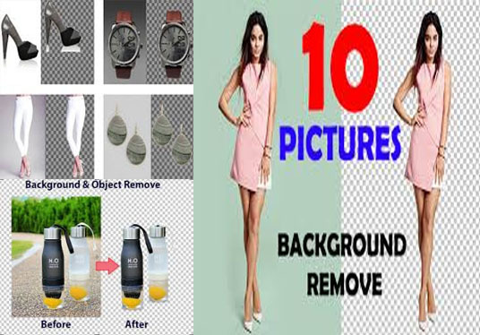 I will Do 10 Amazon Product Images, Photo Editing, Background Removal
