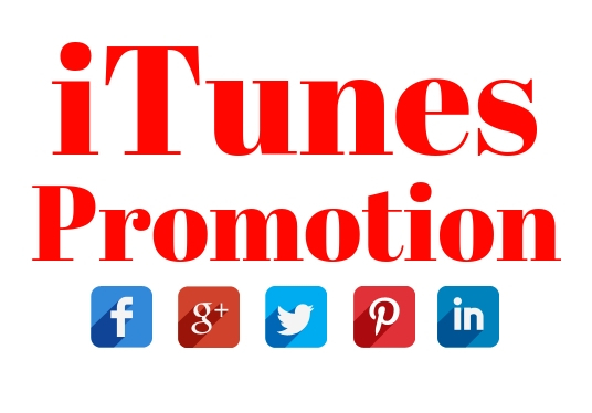 I will do viral itunes promotion