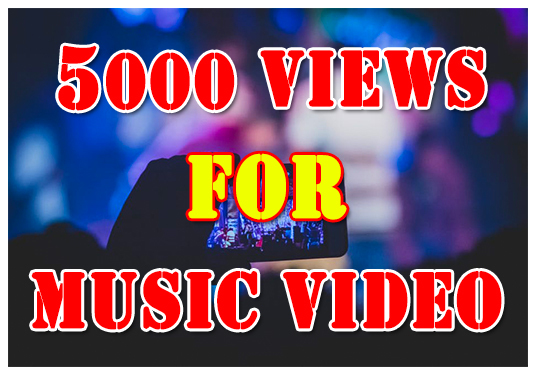 I will Do Viral YouTube Music Video Promotion