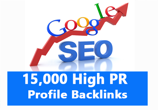 I will Create 15,000+High Quality backlinks For Your website