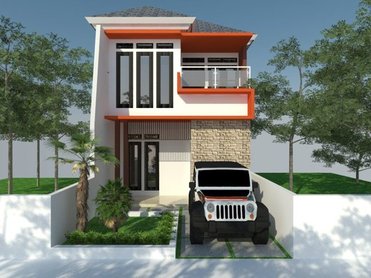 I will create an architectural 3D floor plan and render