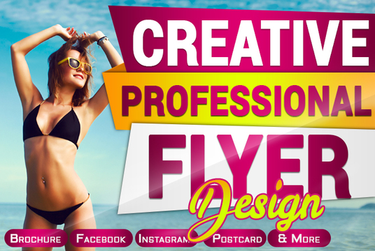 I will Create A Creative, Modern Corporate Flyer Design