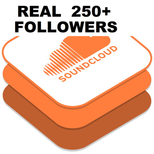I will Provide 250 Soundcloud Followers
