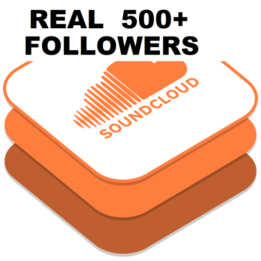 I will Provide 500 Soundcloud Followers
