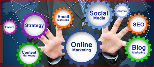 do social media marketing and promotion for your product and services