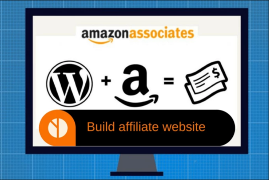 I will Create Autopilot Amazon Affiliate Store For Passive Income