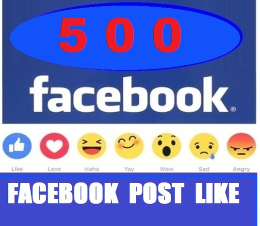 I will provide You 2000 facebook post likes