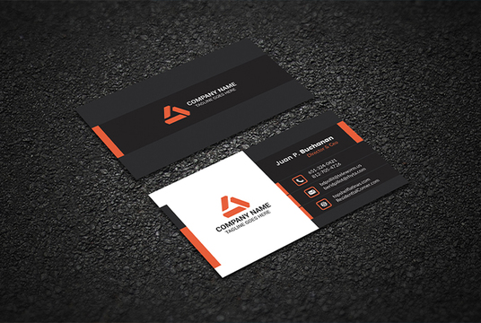 I will Design Minimalist Business Card For You