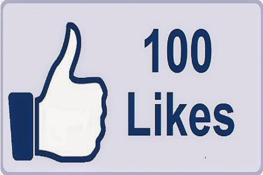 I will give you 100 Real Facebook  fan page Likes