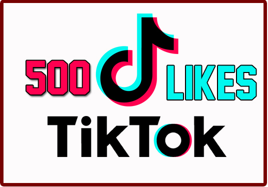 I will Give You 500 Tik Tok Video Likes
