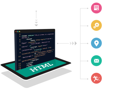 I will convert front-end PSD to HTML perfectly fast