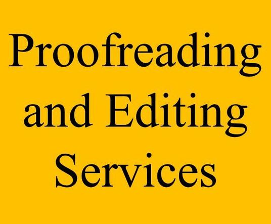 I will proofread and edit any English content you write (up to 1000 words)