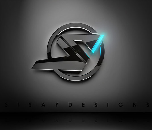 I will create stunning 3D logo