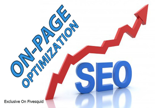 I will do SEO Service - Boost ranking to 1ST PAGE ON GOOGLE