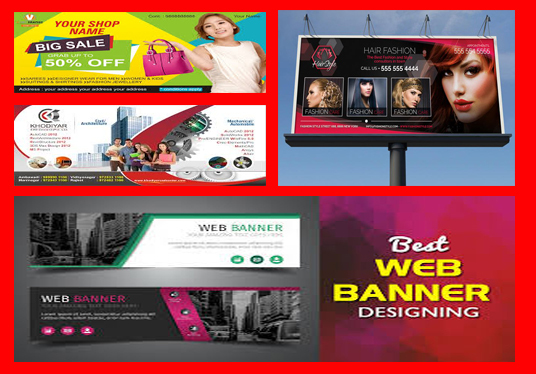 I will Create Professional Banner Ads Design