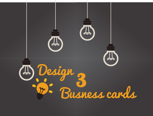 Design A Professional Business Card and Stationery design within 24 Hours