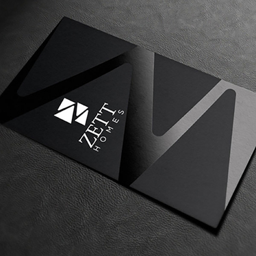 Design Spot UV business card