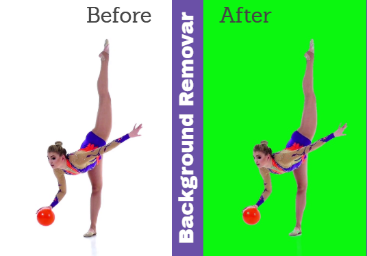 I will do image background removal