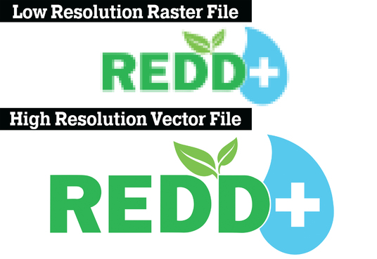 I will recreate your logo in High Resolution vector file