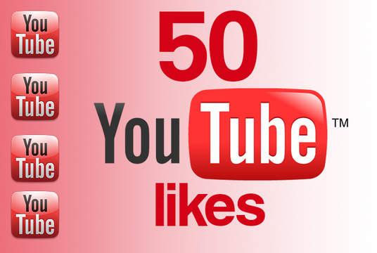 I will add 50 Youtube Likes to your Video