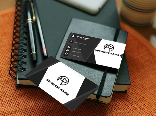 I will Design Clean Business Card
