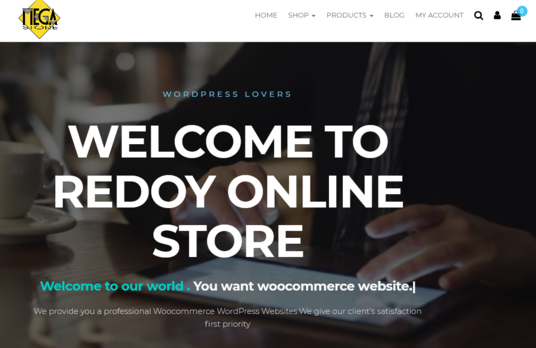 I will design an eCommerce site for you in WordPress