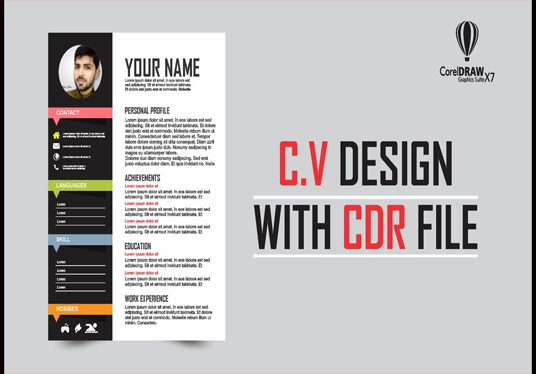 cccccc-design CV, Resume, Cover letter