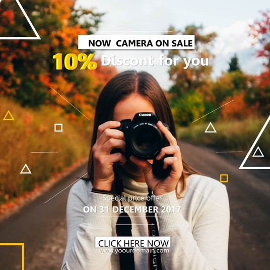 I will design Instagram post image and Instagram ads Banner