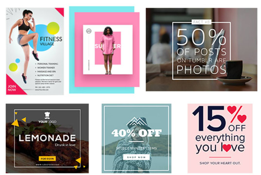 design Instagram post image and Instagram ads Banner