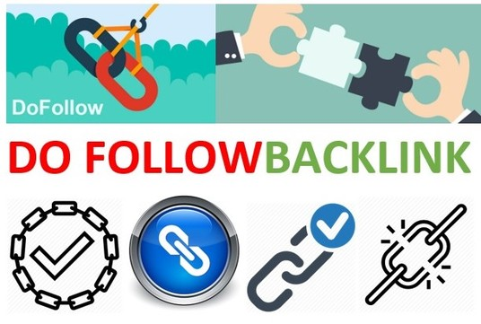 I will Do Best High Da Do Follow Backlinks