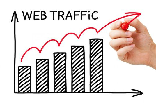 I will Give Web Traffic Worldwide From Search Engine And Social Media