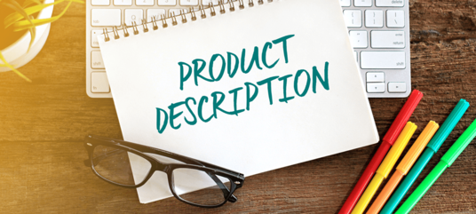 write a product description for your product within 24 hours