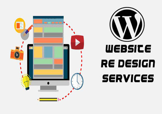 I will clone or redesign your website