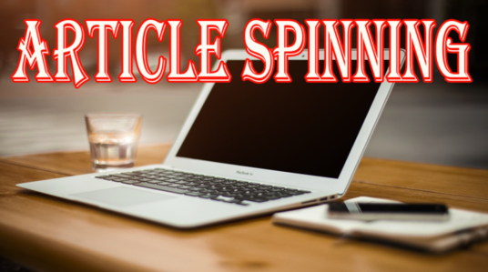 I will spin 5 articles using new AI technology