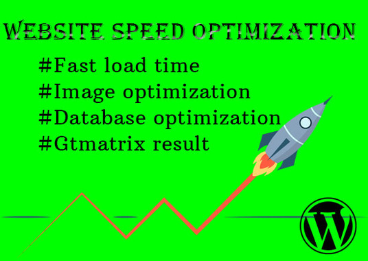 I will Speed Optimize Your Wordpress Website