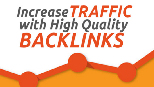 give you real 1,800+ Backlinks 150,000 Traffic to your website