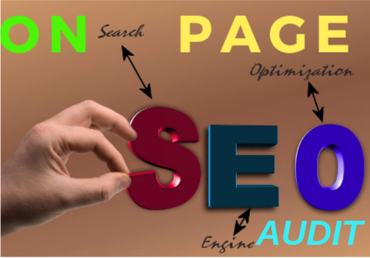 do SEO audit of your site or blog and give a full report