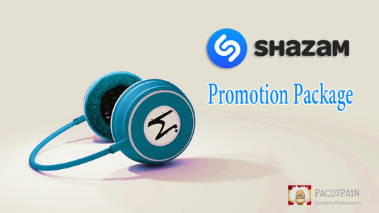 I will do a SHAZAM promotion package