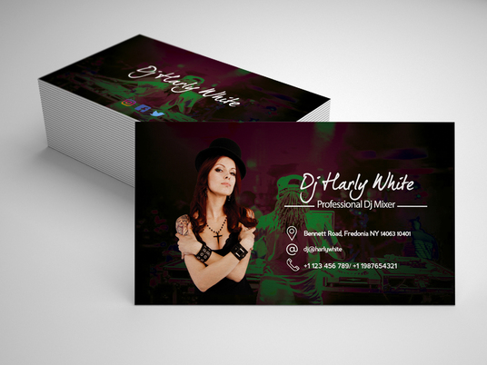 I will design modern Business Card  for you